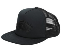 Classic Patch Trucker Cap black