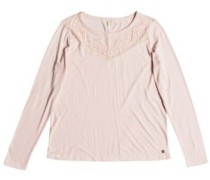 Blossom Day T-Shirt LS peach whip