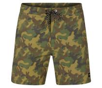 """Beachside Islander 18"""" Shorts cargo khaki"""