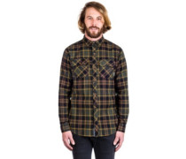 Jubal Shirt LS brown