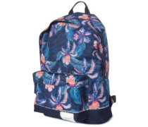 Tropic Tribe Dome Backpack peacoat