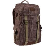 Annex Backpack bracken bambara print