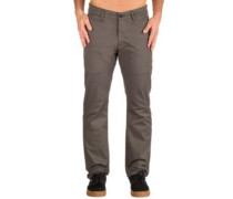 Straight Flex Chino Pants pc grey