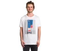 Keep Pushing T-Shirt white
