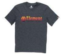 Horizontal Fill T-Shirt charcoal heather