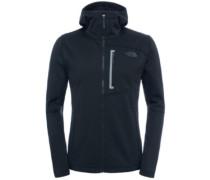 Canyonlands Hooded Fleece Jacket tnf black