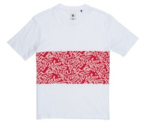 Kh Big Panel T-Shirt optic white