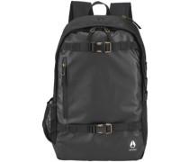 Smith Skatepack III all black nylon