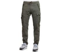 Cargo Tech Pants olive