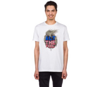 Act The Fool T-Shirt white