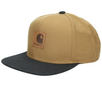 Logo Bi-Colored Cap black