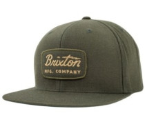 Jolt Snapback Cap hunter green