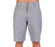 Frickin Modern Stretch Shorts grey