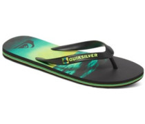 Molokai Hold Down Sandals green