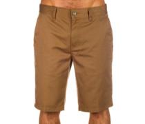 Klassic Chino Shorts coffee