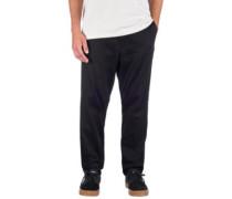 Seth Cropped Chino Pants black