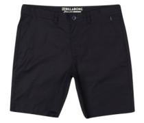 Surftrek Nylon Shorts black