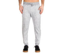 Covert Knit Jogger Pants grey space dye