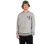 Spilt Crew Sweater grey heather