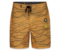 Phantom Australia Team 18'' Boardshorts universal gold