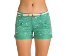 Heaven Organic Shorts dusty green