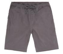 Elasticated Summer Shorts asphalt