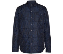 Bryce Insulated Shirt Jacket navy fitz
