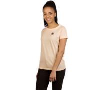 Zinef T-Shirt pink peach