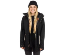 Insulator Sadie Jacket true black