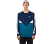 Premier Crew Sweater real teal