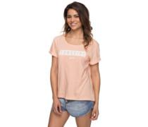 Wild Alcyons D T-Shirt tropical peach