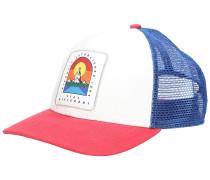 Stonefinger Mesh Cap navy red