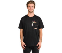 Overgrown Pocket T-Shirt black