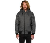 Brooks 5K Jacket dark grey heather