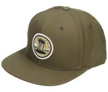 Tropics Snapback Cap mushroom
