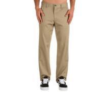 Warehouse Relax Pants khaki