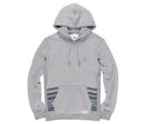 Clemente Hoodie grey heather