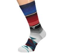 San Blas Classic Crew Socks teal