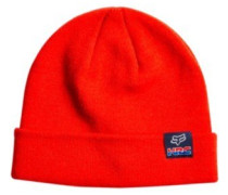 Hrc Roll Beanie red