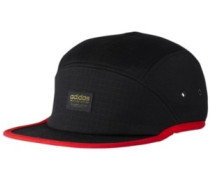 Polar 5 Panel Cap black