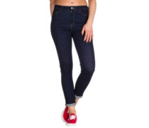 Ashley Ankle Jeans blue