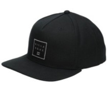 Stacked Snapback Cap stealth
