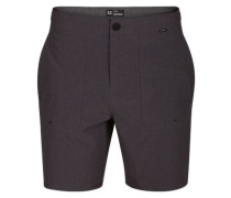 Phantom Coastline 18'' Shorts black heather