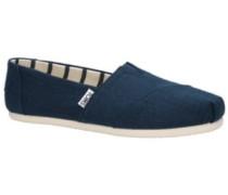 Alpargata Venice Collection Slippers Women majolica blue heritage ca