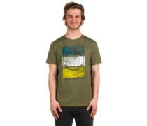 Burnt T-Shirt military