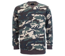 Washington Sweater camouflage