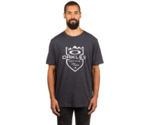 50- Slopes T-Shirt blackout lt htr
