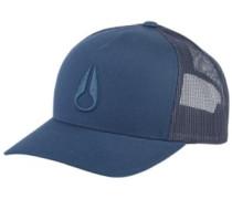 Iconed Trucker Cap all navy