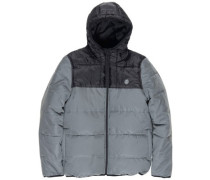 Alder Heavy Puff Tw Jacket reflective