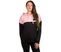 Deni Hoodie silver pink